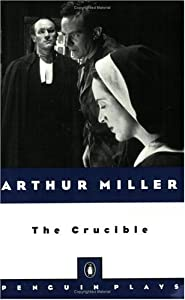 "Cover of ""The Crucible (Penguin Plays)"""