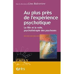 Au plus près de l'expérience psychotique : Le filin et la voile, psychothérapie des psychoses