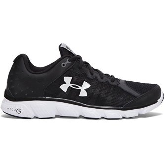 Under Armour Men's UA Micro G® Assert 6 Running Shoes 10 Black