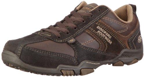 Dockers 292550-017178, Herren Halbschuhe, Braun (chocolate/stone 178), EU 44