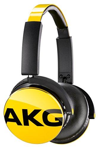【国内正規品】AKG Y50 密閉型オンイヤーヘッドホン DJスタイル イエロー Y50YEL