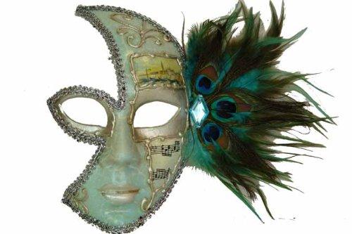 Luxury Mask Women's Venetian Party Decorative Masquerade