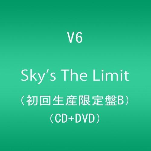 Sky\\\'s The Limit (CD+DVD) (初回生産限定B)(デジタルミュージックキャンペーン対象商品)をAmazonでチェック!
