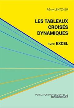 Livres Couvertures de Les tableaux croisés dynamiques avec Excel: Pour aller plus loin dans votre utilisation d'Excel