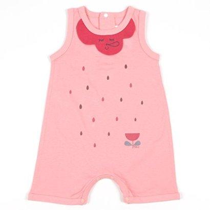 Dalpong-Baby-Funky-Sleeveless-Romper-0-3M-Pink