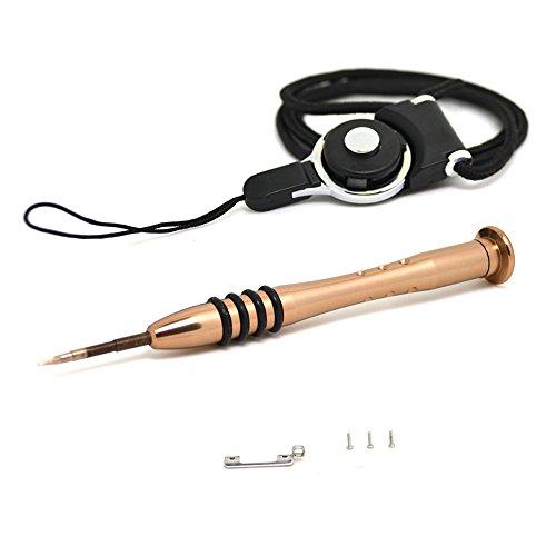 Letenjoy ストラップ ネジ for iPhone 7 Plus/7/6S Plus/6S/6 マスコットのペンダント/ひもを掛ける道具