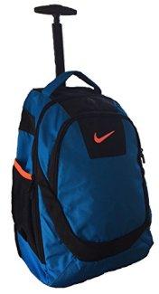 Nike Accessories Microfiber Core Rolling Backpack