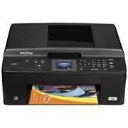 Brother Printer MFCJ425W Wireless Color Photo Printer