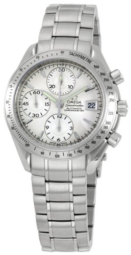 Omega Men's 3211.30.00 Speedmaster Date Automatic Chronometer Chronograph Watch