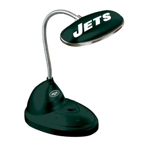 NFL New York Jets LED Desk Lamp