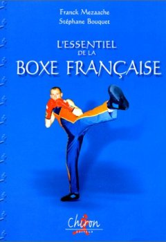 Livres Couvertures de L'Essentiel de la boxe française