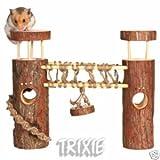 Trixie 61658 Natural Living Jella Klettertürme, 30 × 25 × 8 cm