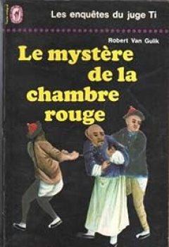 Livres Couvertures de Le Mystère De La Chambre Rouge
