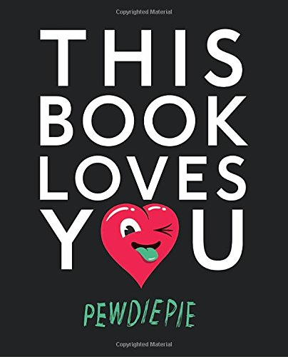 PewDiePie - This Book Loves You pdf book
