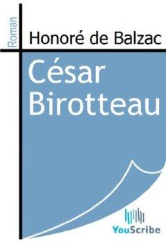 Livres Couvertures de César Birotteau