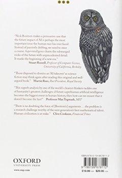 Livres Couvertures de Superintelligence: Paths, Dangers, Strategies