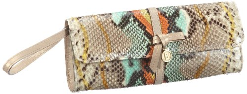 Bogner Leather Ginette 0512058, Damen Clutches 24x11x4 cm (B x H x T)