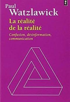 Livres Couvertures de La Réalité De La Réalité