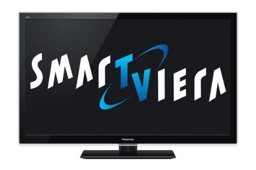 Panasonic TX-L47EW5 119 cm (47 Zoll) LED-Backlight-Fernseher, Energieeffizienzklasse A+ (Full-HD, 150Hz bls, DVB-S/T/C, Smart TV) Piano-schwarz