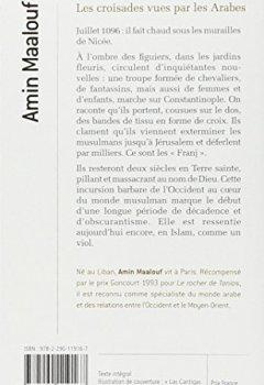 Telecharger Les Croisades vues par les Arabes de Amin Maalouf