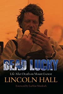 "Cover of ""Dead Lucky: Life After Death on..."