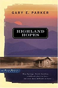 "Cover of ""Highland Hopes (Blue Ridge Lega..."