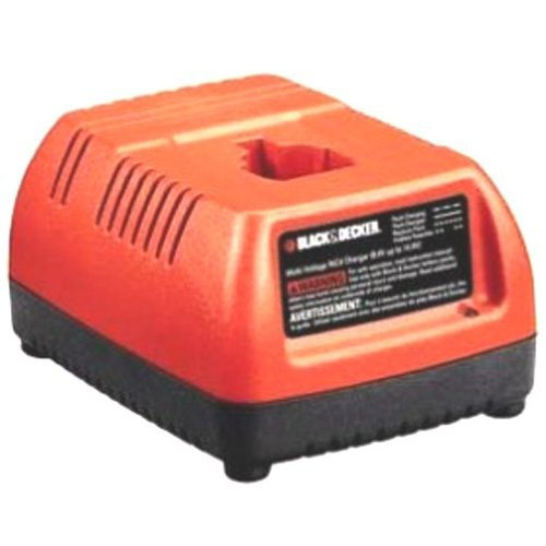 Pod Style Black & Decker 8.4 to 14.4 1 Hour Battery Charger