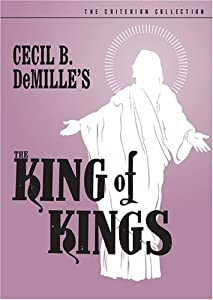 """Cover of """"The King of Kings - Criterion C..."""