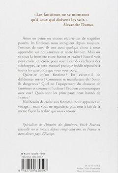 Livres Couvertures de Manuel du chasseur de fantômes