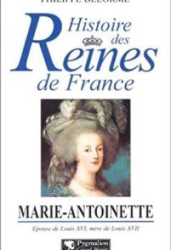 Livres Couvertures de Marie Antoinette