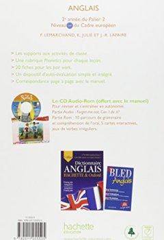 Anglais 3e Lv1 New Spring Workbook A2 B1 Livre De Fran