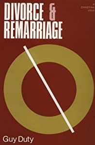 "Cover of ""Divorce and Remarriage"""