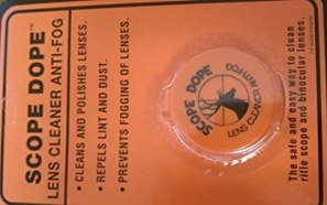 Scope Dope Lens Cleaner Anti-Fog