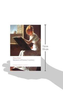 Livres Couvertures de Memoirs of Emma Courtney