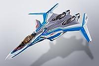 DX超合金 マクロスデルタ VF-31Jジークフリード(ハヤテ・インメルマン機) 約260mm ダイキャスト&ABS製 塗装済み可動フィギュア