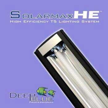 deep blue professional adb42148 solarmaxhe t5 strip light for aquarium 48 inch pinja ruuter
