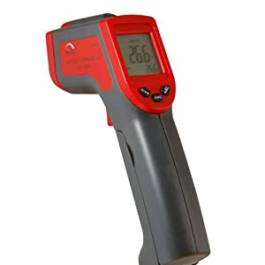 IR Infrared Thermometer Gun w  Laser Guide ST-380-B Non
