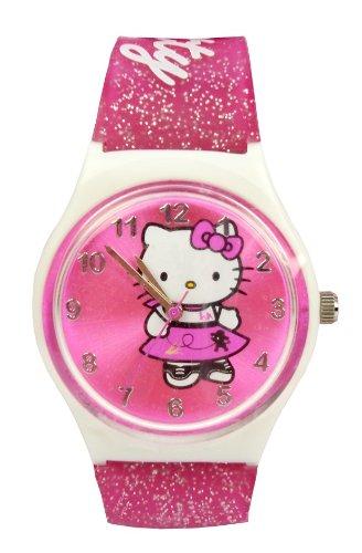 Hello Kitty Mädchen-Armbanduhr 8102