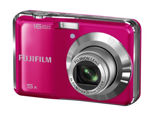 Fujifilm FinePix AX350 Pink Digital Camera