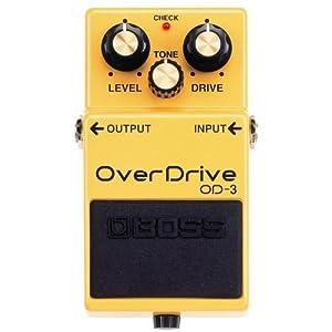 BOSS オーバードライブOverDrive OD-3