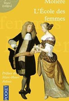 Livres Couvertures de L'École Des Femmes