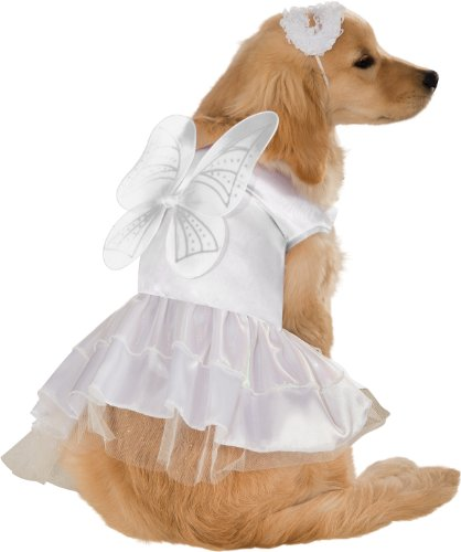 Rubies Costume Halloween Classics Collection Pet Costume, Small, Angel