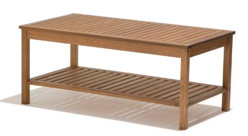 Gartentisch Holztisch Holz Tisch Denver Eukalyptus Neu