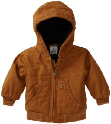 Carhartt-Baby-Boys-Active-Quilted-Flannel-Lined-Jacket-Carhartt-Brown-24-Months