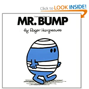 Mr. Bump (Mr. Men and Little Miss)