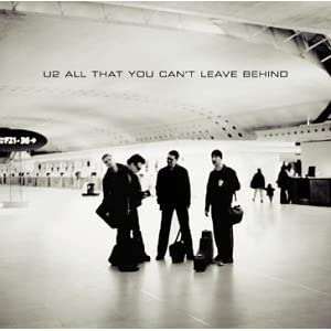 U2 Album All That You Can't Leave Behind
