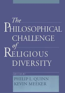 """Cover of """"The Philosophical Challenge of ..."""