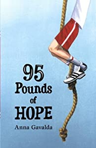"Cover of ""95 Pounds of Hope"""
