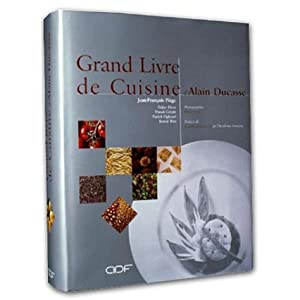 Chef of the week alain ducasse trang quynh for Alain ducasse grand livre de cuisine