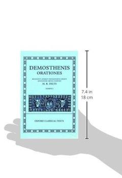 Livres Couvertures de Demosthenis Orationes I
